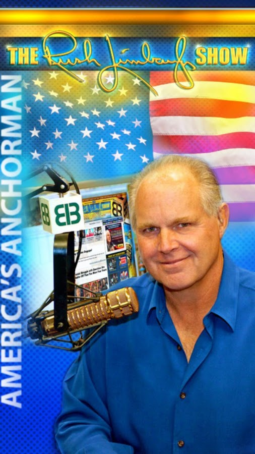 Rush Limbaugh- screenshot