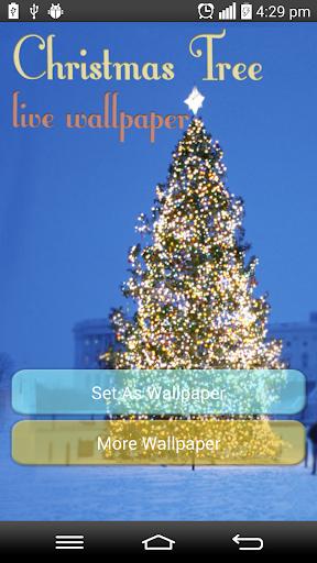 Christmas Tree Live wallpapers