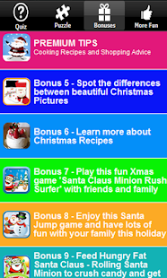 Fun Christmas Trivia Xmas Quiz - screenshot thumbnail