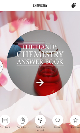 Handy Chemistry Answer Book