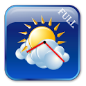 Weather Clock Full logo