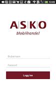 Screenshot of ASKO Mobilhandel