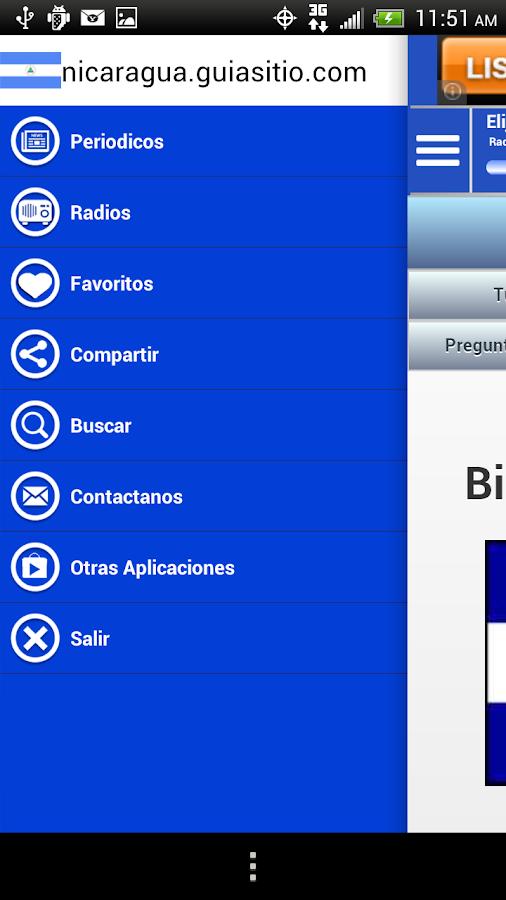 Nicaragua Guide News & Radios - screenshot