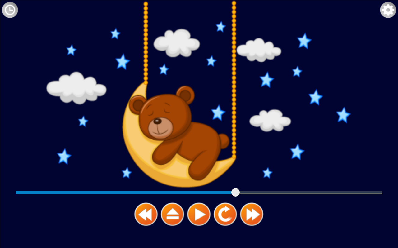 Lullabies Relax & Sleep Baby - screenshot