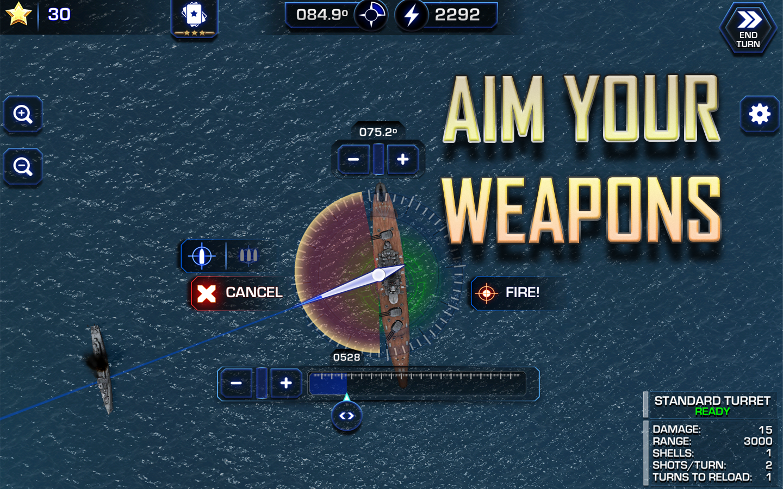 Battle Fleet 2 screenshot #8