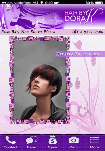 Hair by Dora K