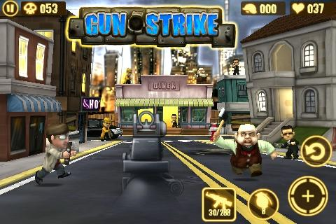 Gun Strike - screenshot