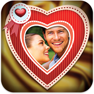 Love Couple Photo LWP Icon