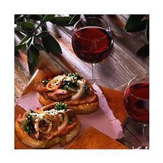 Beef Crostini Sandwiches