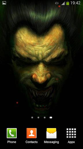 뱀파이어 라이브 배경화면