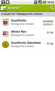 ScanPaste Donation - screenshot thumbnail