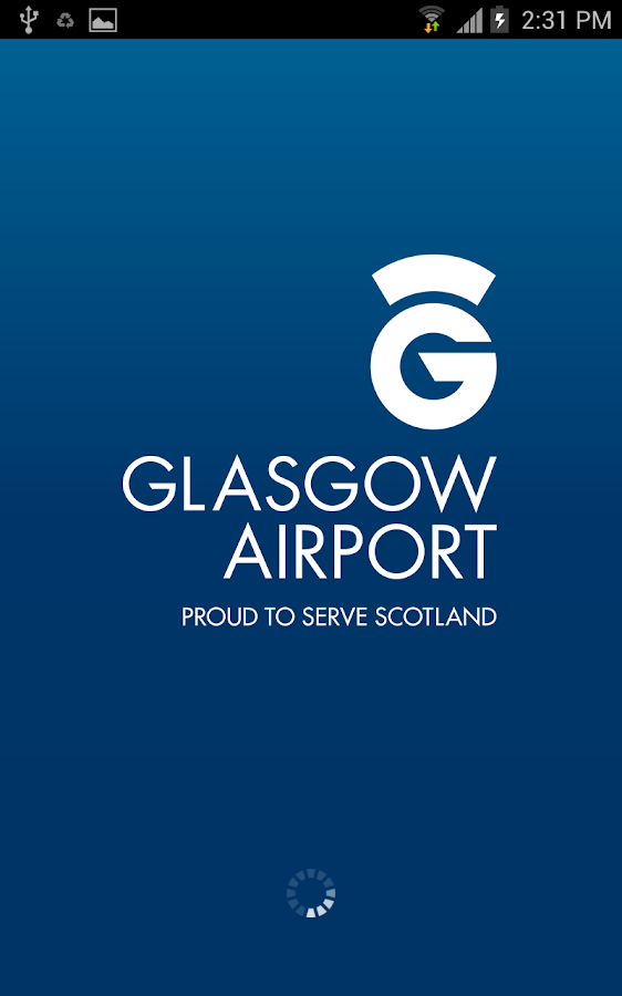 Glasgow Airport Guide - screenshot