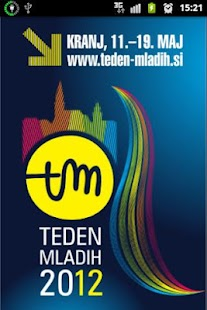 Teden mladih 2012 - screenshot thumbnail