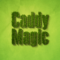 Caddy Magic Golf Range Finder logo