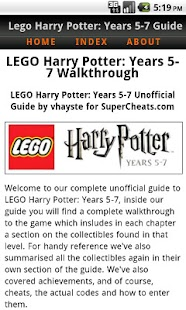 LEGO Harry Potter: 5-7 Guide - screenshot thumbnail