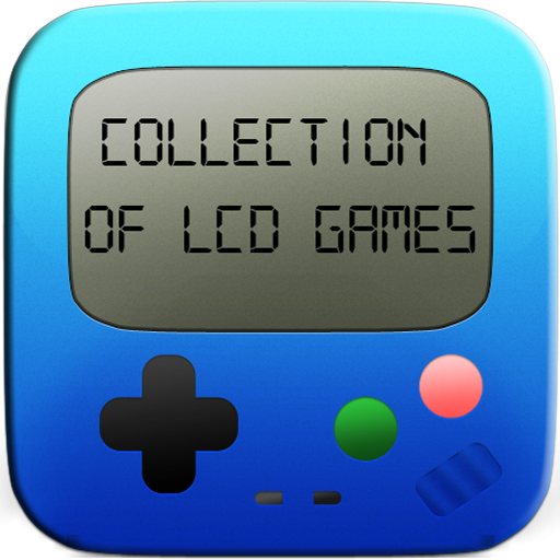 Collection of LCD games