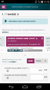 Mon Epargne Salariale - screenshot thumbnail