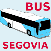 Bus Segovia (Spain)