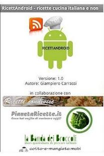 Italian cooking recipes news- screenshot thumbnail
