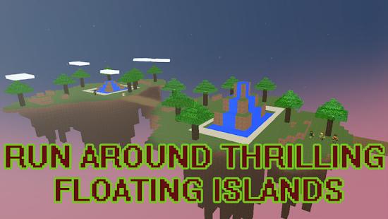 2 Skyblock Island Survival Games App screenshot