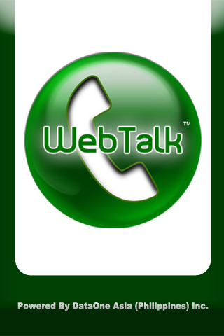 WebTalk Mobile- screenshot