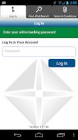 Screenshot of Northwest Bank Mobile Banking