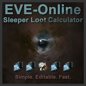 EVE Sleeper Loot Calculator