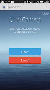QuickCamera- screenshot thumbnail