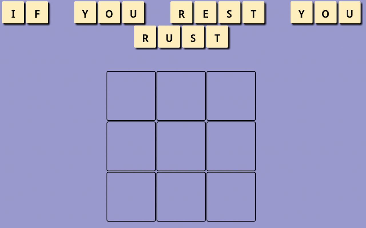 Twisteroo- screenshot