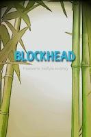 Screenshot of Word game Blockhead Online