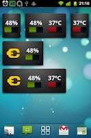 Screenshot of AbeBattery