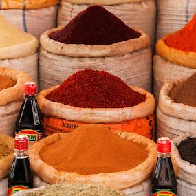 ingredients by Sorin Tanase - Food & Drink Ingredients ( cappadocia )