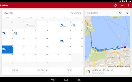 Runtastic Road Bike Tracker Screenshot 9