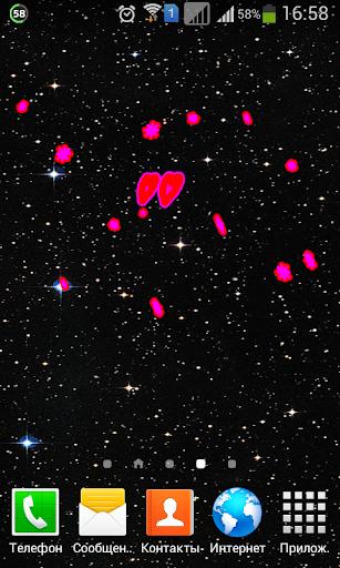 Love space Wallpaper