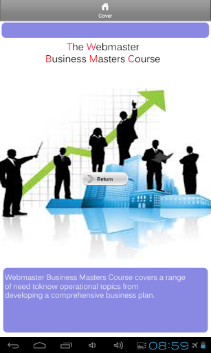 the webmaster business course