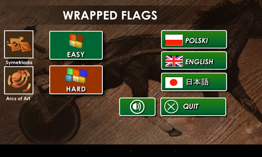 Wrapped Flags Puzzle - Lite|玩解謎App免費|玩APPs