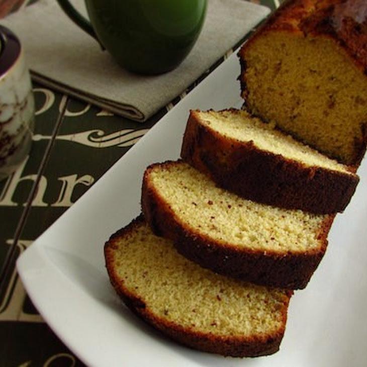 Fennel Cake Recipe