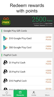 Free Gift Cards - screenshot thumbnail