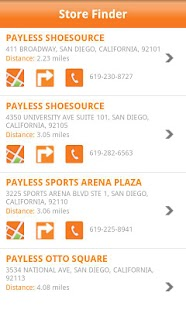 Payless ShoeSource - screenshot thumbnail