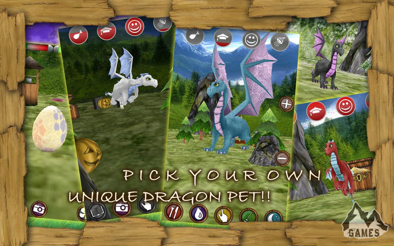 Dragon Pet - screenshot
