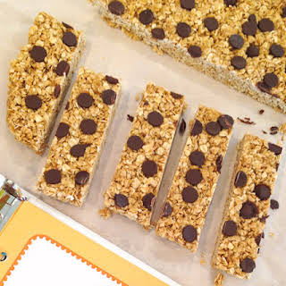 Chocolate Chip Granola Bars.