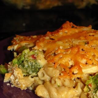 Cheesy Broccoli Mac