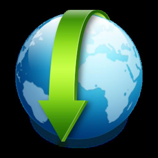ADA Download Accelerator LOGO-APP點子