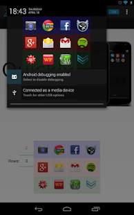 Quickly Notification Shortcuts- screenshot thumbnail