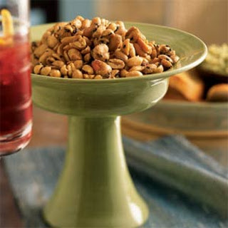 Peanuts with Indian Spices.