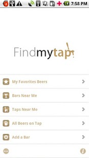 Findmytap (Find my tap)- screenshot thumbnail