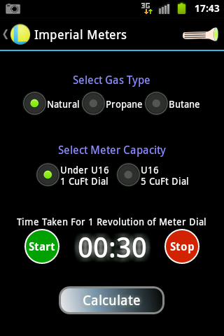 免費工具App|Logic Gas Rate Calculator|阿達玩APP