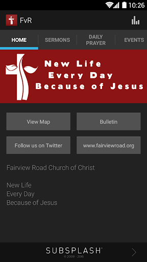 Fairview Road Church of Christ