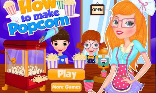 Popcorn Maker - Cooking Game