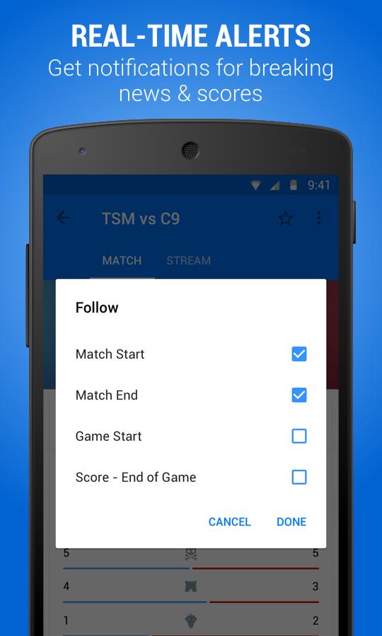 the score esports